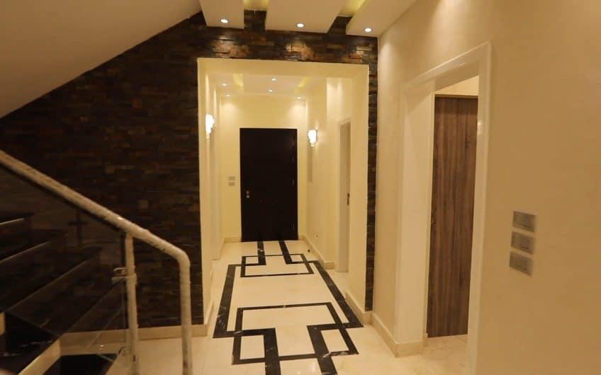 Stand Alone Villa – Mivida-Parcel 15 – Finishing works